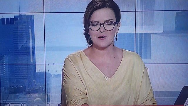 Wpadki TVP INFO ,, Euro dupa ,, – Jadwiga Wiśniewska,  śmieszne, fail, wpadka prezenterki TVP:)))