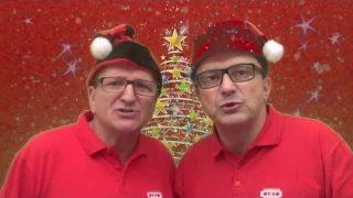 Życzenia świąteczne i noworoczne 2013/2014 dla Panów – Kabaret OT.TO