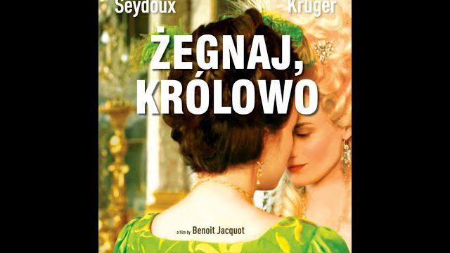 Żegnaj, królowo (2012, Les Adieux a la Reine) cały film lektor PL