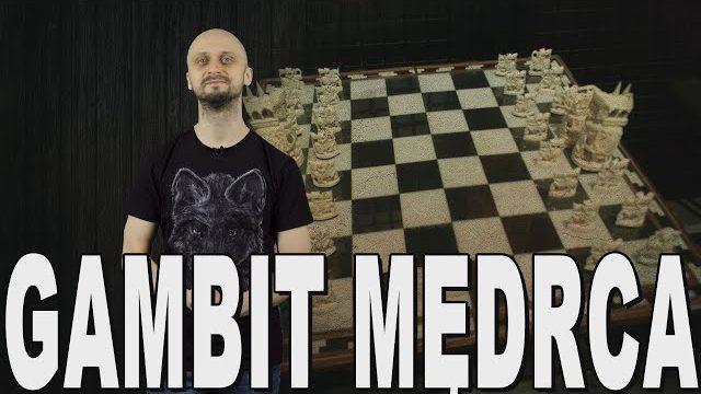 Gambit mędrca – historia szachów. Historia Bez Cenzury
