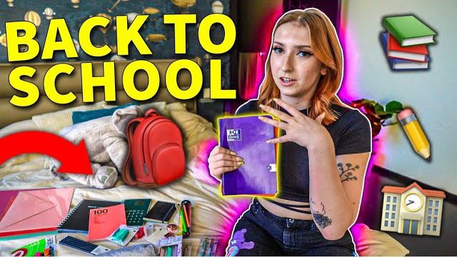 BACK TO SCHOOL *HAUL ZAKUPOWY*