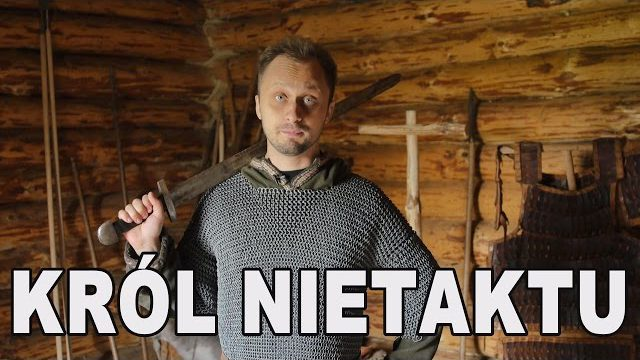 Król nietaktu – Bolesław Śmiały. Historia Bez Cenzury