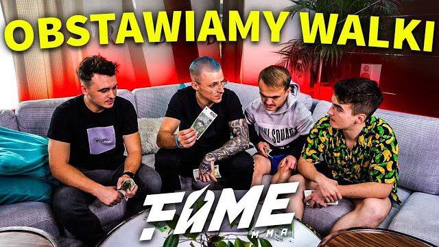 OBSTAWIAMY WALKI FAME MMA 5!