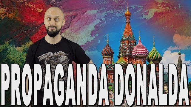 Propaganda Donalda – kultowe kreskówki. Historia Bez Cenzury